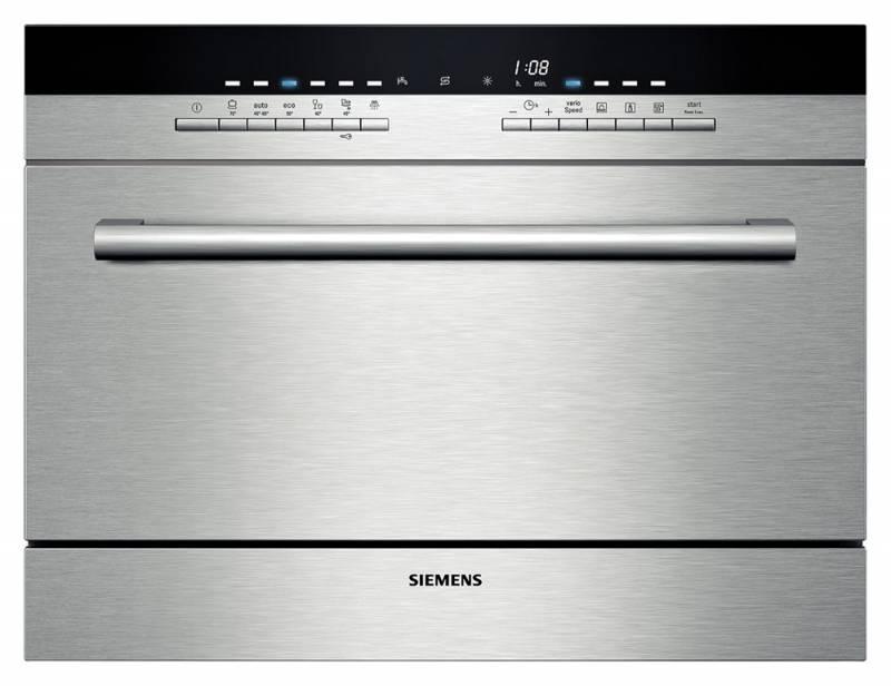 Посудомоечная машина SIEMENS SK76M530RU,  серебристый
