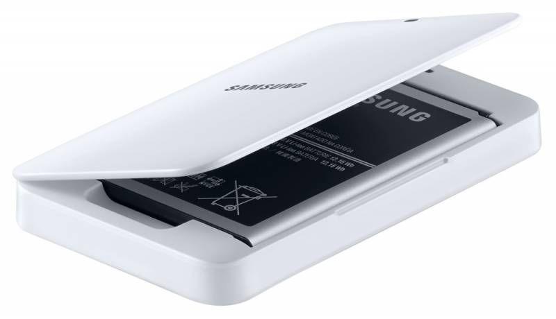 Зарядный комплект Samsung для Galaxy Note 3 Extra Battery Kit белый (EB-K800BEWEGRU)