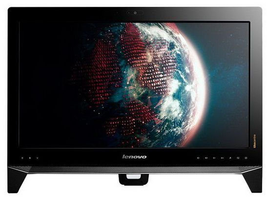 Моноблок LENOVO B350, Intel Core i7 4770S, 12Гб, 2Тб, AMD Radeon HD 8570 - 2048 Мб, Blu-Ray, Windows 8, черный [57318624]