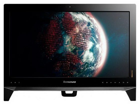 Моноблок LENOVO B550, Intel Core i5 4440, 6Гб, 1000Гб, AMD Radeon HD 8570 - 2048 Мб, DVD-RW, Windows 8, черный [57319934]