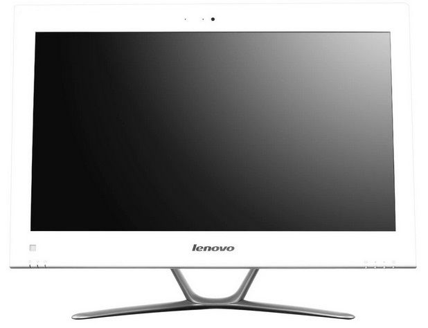 Моноблок LENOVO C440, Intel Core i3 3240, 4Гб, 1000Гб, nVIDIA GeForce 705M - 2048 Мб, DVD-RW, Windows 8, белый [57320466]