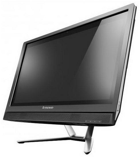 Моноблок LENOVO C460, Intel Pentium Dual-Core G3220T, 4Гб, 1000Гб, nVIDIA GeForce 705M - 2048 Мб, DVD-RW, Windows 8.1, черный [57321492]