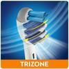 Электрическая зубная щетка ORAL-B Trizone 3000 белый [80228236] вид 15