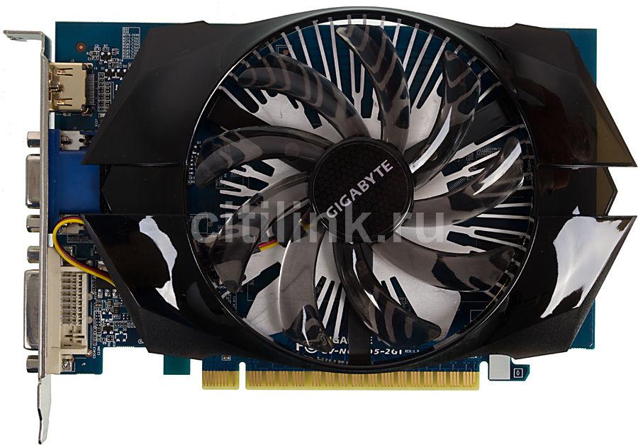 Видеокарта GIGABYTE GeForce GT 640,  2Гб, GDDR5, Ret [gv-n640d5-2gi]