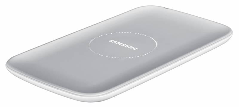 Беспроводное зарядное устройство SAMSUNG EP-WN900EBRGRU (ЗУ + крышка),  набор разъемов,  серый