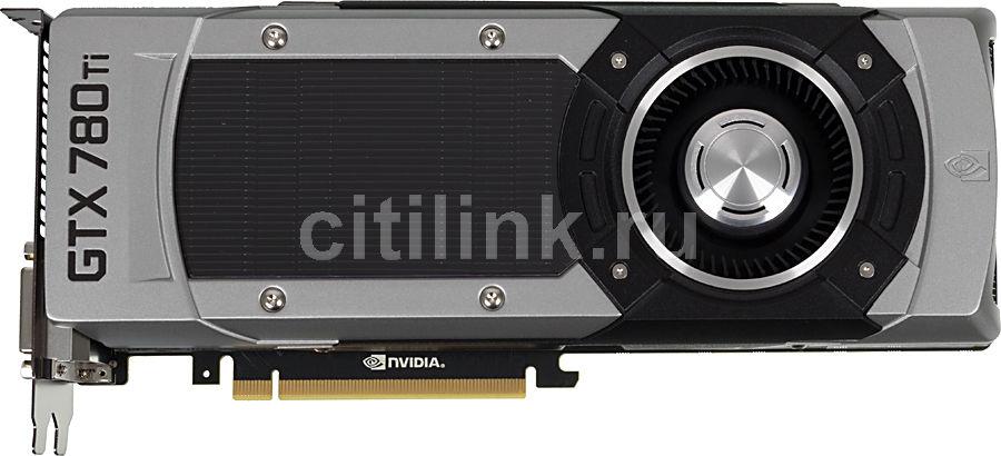 Видеокарта ZOTAC GeForce GTX 780Ti,  ZT-70501-10P,  3Гб, GDDR5, Ret