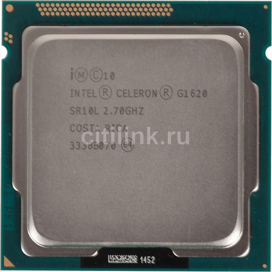 Процессор INTEL Celeron G1620, LGA 1155 OEM