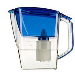 Фильтр для воды БАРЬЕР Гранд,  индиго,  доп.картридж,  3.6л [4601032304249]