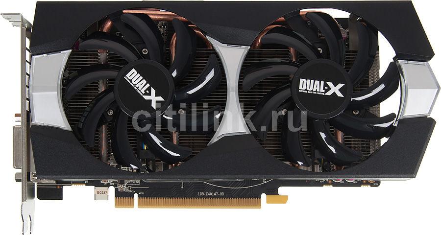 Видеокарта SAPPHIRE Radeon R9 270X,  11217-01-20G,  2Гб, GDDR5, OC,  Ret
