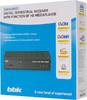 Ресивер DVB-T2 BBK SMP242HDT2,  черный [(dvb-t2) dvb-t smp242hdt2 чер] вид 8