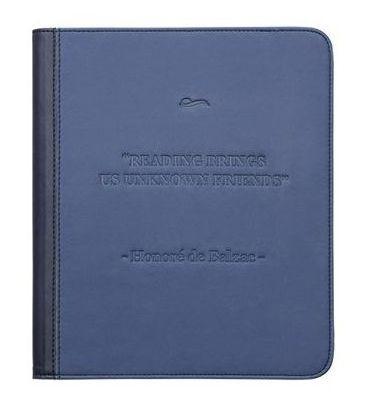 Обложка POCKETBOOK PBPUC-8-BL-BK, синий