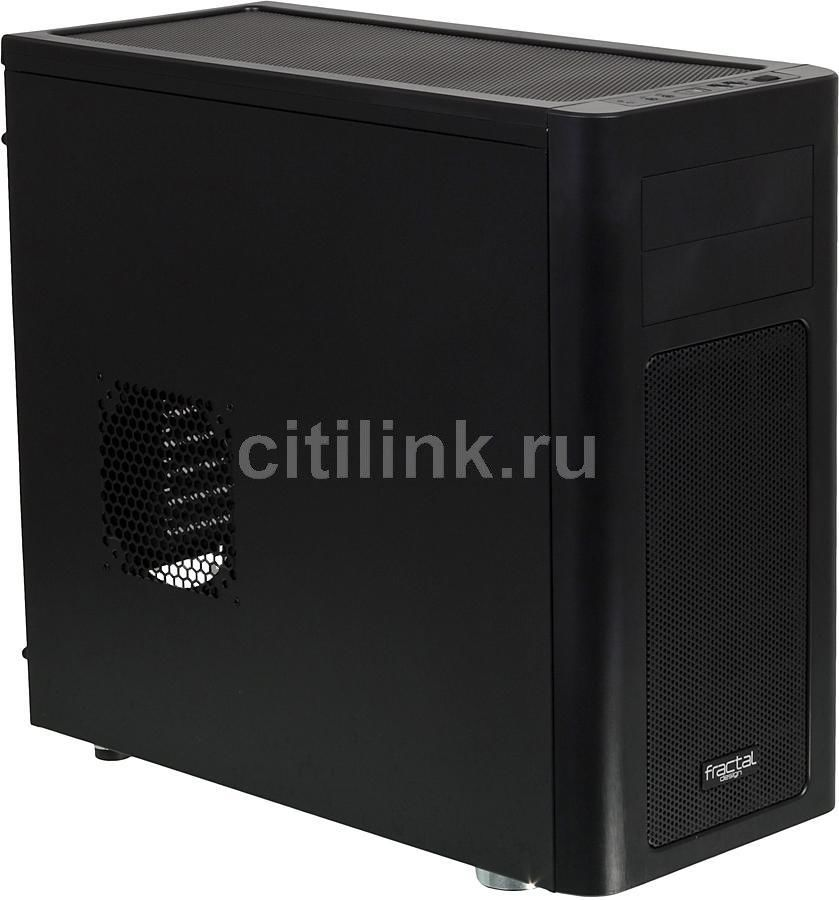 Корпус ATX FRACTAL DESIGN Arc Midi R2, Midi-Tower, без БП,  черный