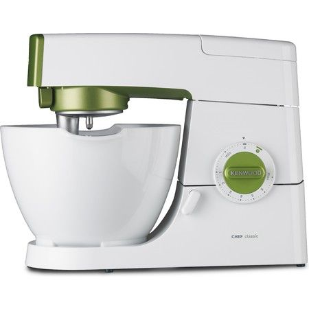 Кухонный комбайн KENWOOD Chef Classic KM 355,  зеленый