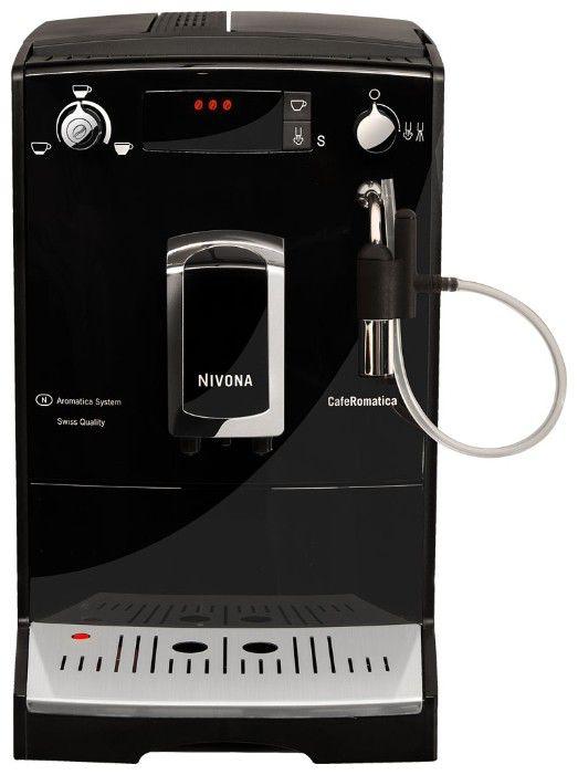 Кофемашина NIVONA Cafe Romantica NICR646,  черный