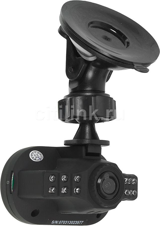 Видеорегистратор GINZZU FX-800HD черный