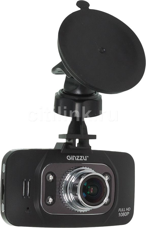 Видеорегистратор GINZZU FX-903HD черный