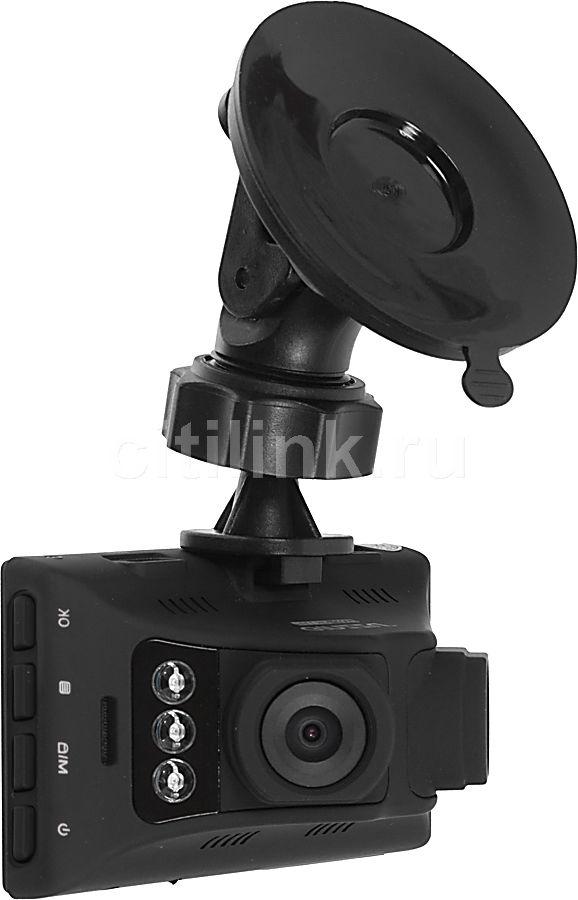 Видеорегистратор GINZZU FX-918HD черный