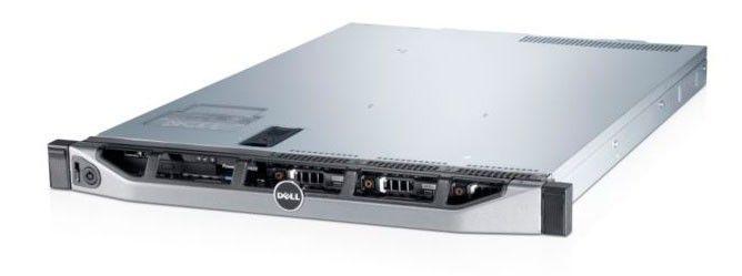 Сервер Dell PE R420 2xE5-2470/2x8Gb 2RLVRD 1.3/ x8 noHDD 2.5