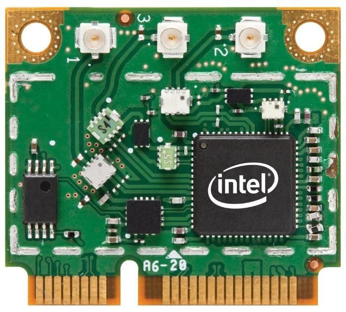 Сетевой адаптер WiFi INTEL 633AN.HMWWB (903725) mini PCI-E [633an.hmwwb 903725]