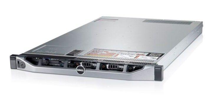 Сервер Dell PE R620 2xE5-2650v2/4x8Gb 2RRD 1.6/ x8/RW/H710p/iD7En/2x750W/3YPNBD/Br 5720 QP/No OS (21 [210-abmw-12]