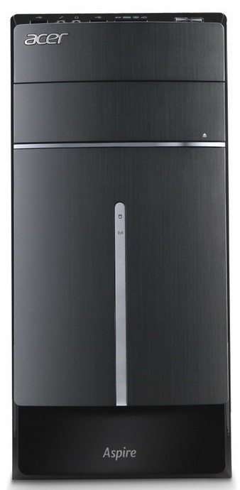 Компьютер  ACER Aspire TC-100,  AMD  E1  2500,  4Гб, 500Гб,  AMD,  DVD-RW,  CR,  Windows 8.1 [dt.sr6er.008]