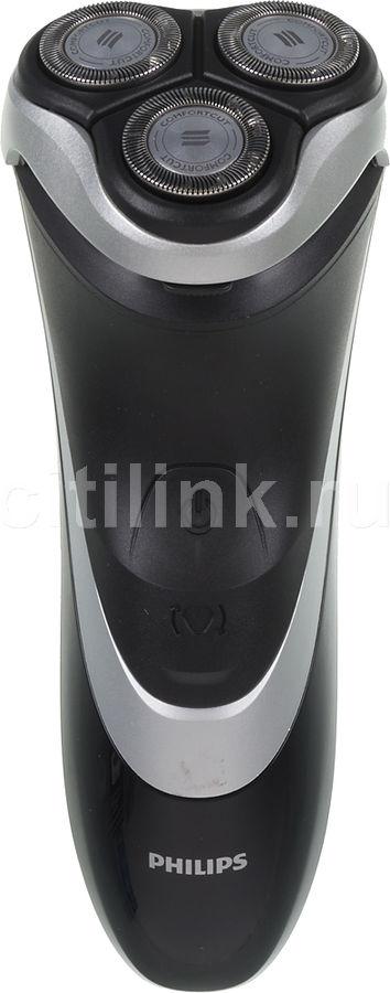Электробритва PHILIPS Series 3000 PT731/16,  черный и серебристый