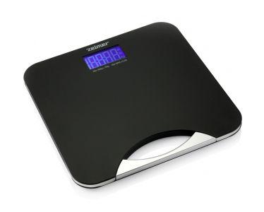 Весы ZELMER 34Z016, до 180кг, цвет: черный