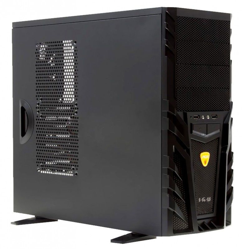 Компьютер  IRU Home 550,  Intel  Core i5  3470,  DDR3 8Гб, 1000Гб,  AMD Radeon HD 7870 - 2048 Мб,  DVD-RW,  CR,  Windows 8,  черный