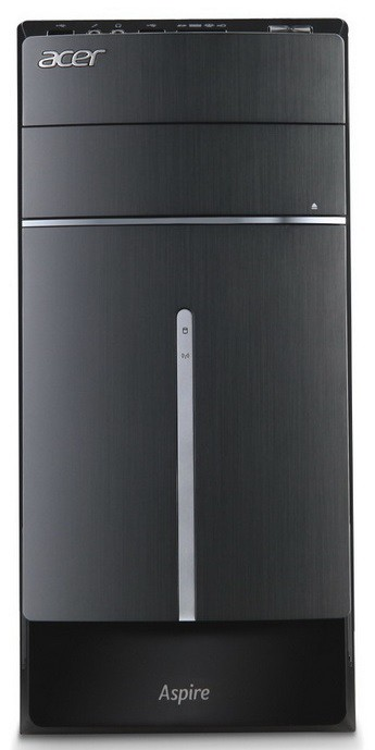 Компьютер  ACER Aspire TC-603,  Intel  Pentium  G3220,  4Гб, 1Тб,  nVIDIA GeForce GT620 - 1024 Мб,  DVD-RW,  CR,  Windows 8 [dt.spzer.041]