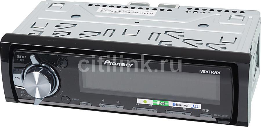 Автомагнитола PIONEER MVH-X560BT,  USB