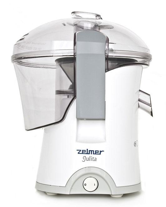Соковыжималка ZELMER 377,  центробежная,  белый
