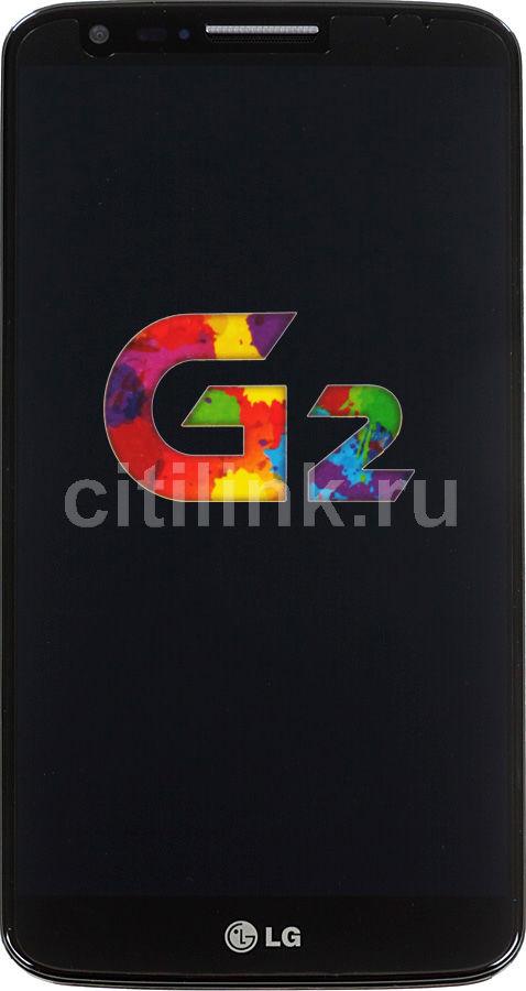 Смартфон LG G2 D802  32Gb, черный