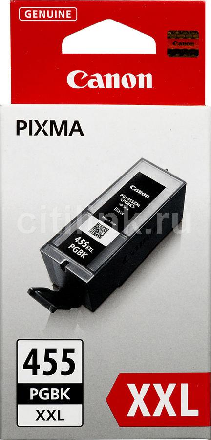 Картридж CANON PGI-455XXL, черный [8052b001]