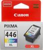 Картридж CANON CL-446XL многоцветный [8284b001] вид 1