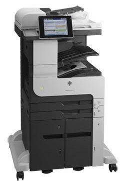 МФУ HP LaserJet Enterprise 700 M725z+,  лазерный [cf069a]