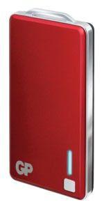 Внешний аккумулятор GP Portable PowerBank GP322A,  2500мAч,  красный [gp gp322are-2cr1]