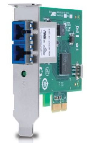 Сетевой адаптер Gigabit Ethernet ALLIED TELESIS AT-2911SX/SC-001 PCI Express x1