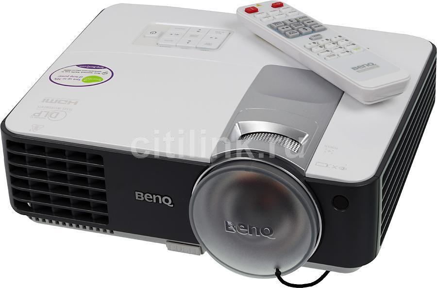 Проектор BENQ MW820ST белый [9h.j9277.16e]
