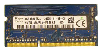 Память SuperMicro 4Gb DDR3 1600MHz ECC SODIMM (MEM-DR340L-HL01-ES16)