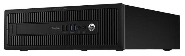 Компьютер  HP ProDesk 600 G1 SFF,  Intel  Core i7  4770,  DDR3 4Гб, 500Гб,  AMD Radeon HD 8490 - 1024 Мб,  DVD-RW,  Windows 7 Professional,  черный [e5a97ea]
