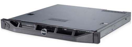 Сервер Dell PE R210II E3-1220V2/4Gb 2RUD 1.6/ SATA 1Tb 7.2K 3.5