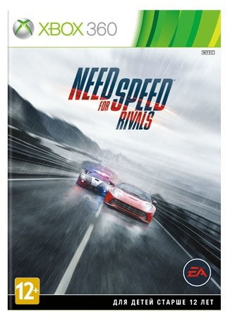 Игра MICROSOFT Need for Speed Rivals Limited Edition для  Xbox360 Rus