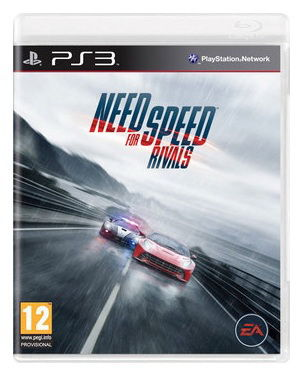 Игра SOFT CLUB Need for Speed Rivals Limited Edition для  PlayStation3 Rus