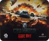 Мышь STEELSERIES World of Tanks Roll Out, игровая, лазерная, проводная, USB, черный и оранжевый вид 8