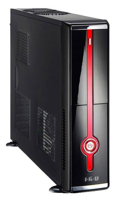 Компьютер  IRU Corp 319,  Intel  Core i3  3220,  DDR3 2Гб, 500Гб,  Intel HD Graphics 2500,  DVD-RW,  noOS,  черный