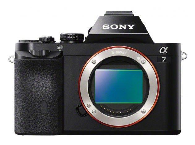 Зеркальный фотоаппарат SONY Alpha A7 (ILCE-7B) body, черный