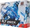 Видеокарта MSI Radeon R7 260X,  1Гб, GDDR5, OC,  Ret [r7 260x 1gd5 oc] вид 7