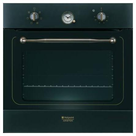 Духовой шкаф HOTPOINT-ARISTON FHR 540 (AN),  черный