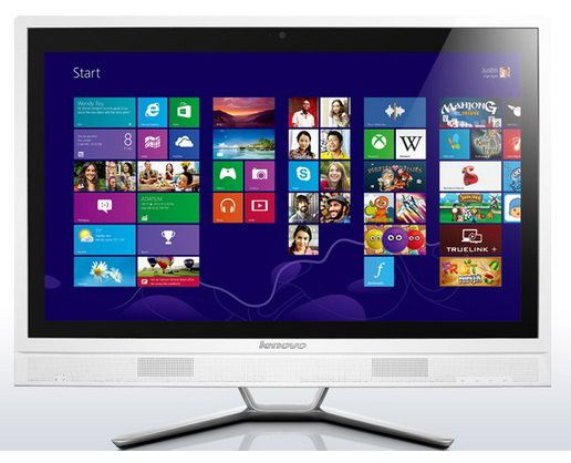 Моноблок LENOVO C560, Intel Core i3 4130, 6Гб, 1Тб, nVIDIA - 2048 Мб, DVD-RW, Windows 8.1 [57321573]