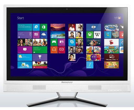 Моноблок LENOVO C560, Intel Core i5 4570T, 6Гб, 1Тб, nVIDIA - 2048 Мб, DVD-RW, Windows 8.1 [57322860]
